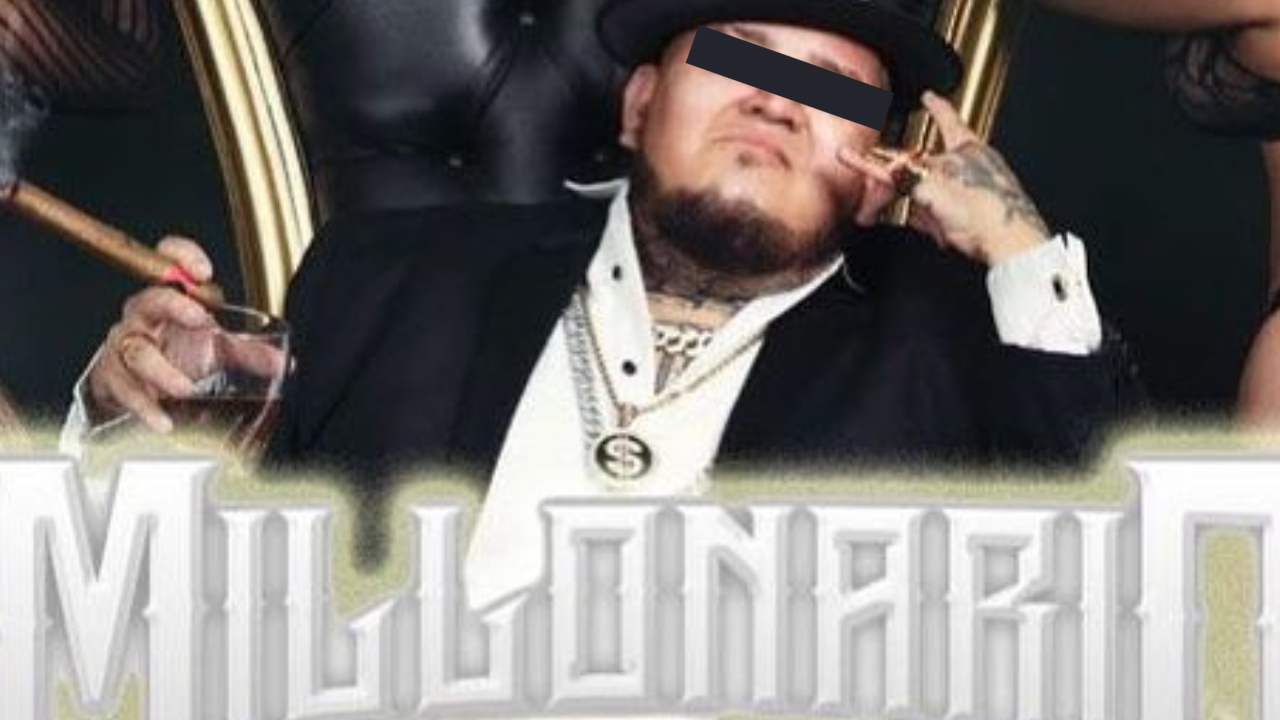 Quién es Millonario, rapero acusad de homicidio por segunda ocasión