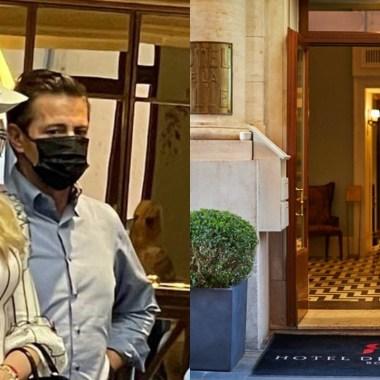 revelan precio del hotel donde se hospedó Peña Nieto