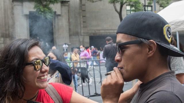 Perfila @SCJN perpetuar cárcel para personas usuarias de #cannabis.