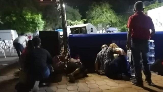 Video: Balacera festival en Iguala