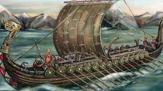 Investigadores descubren paso de vikingos de hace mil años
