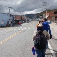 Suelas desaparecidas: historias de venezolanos caminantes