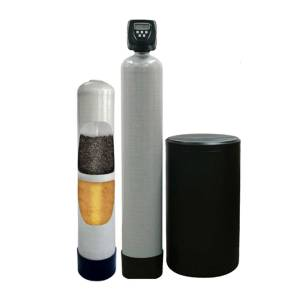 Flow-Tech Dual Function Softener/Filter