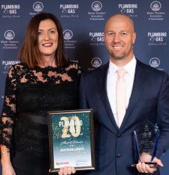 Professional Licensed Plumber Picks up Inaugural Individual Award