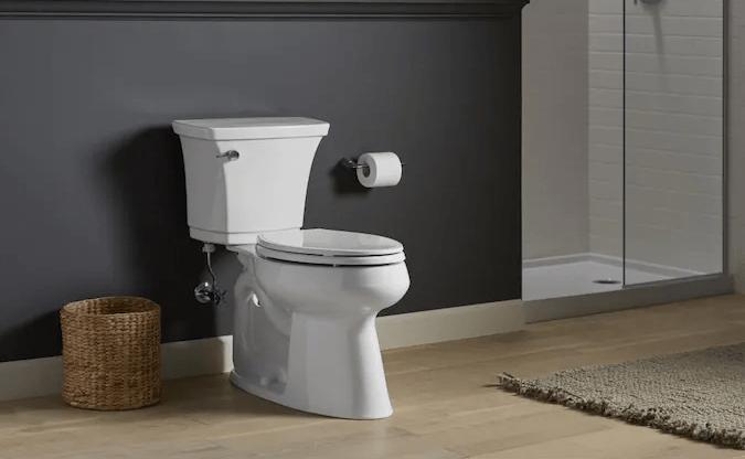 Premium Comfort Height Toilet with WaterSense