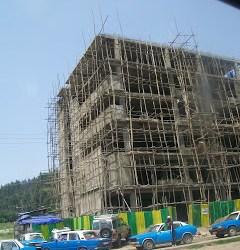 Addis Journals, part one.