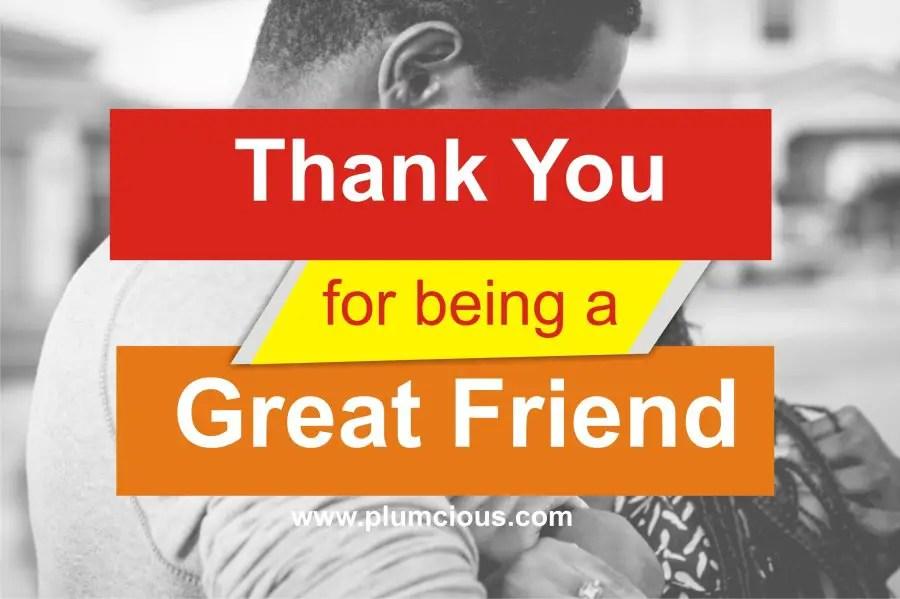 Friendship Appreciation Messages