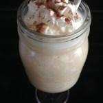 Caramel Apple Smoothie with Musselman's Apple Sauce 6 WW PP! #AppleSauceSwap @MusselmansApple