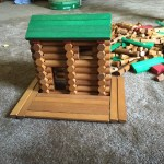 Lincoln Logs Collector's Edition Village! @KNEX #LincolnLogs