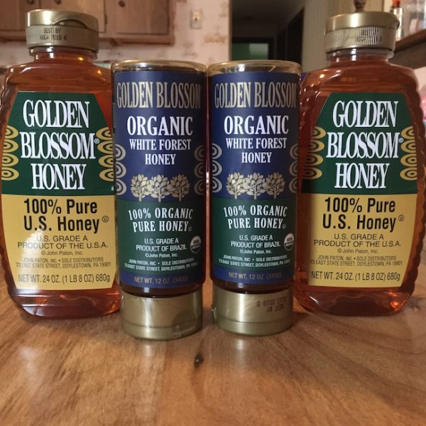 GOLDEN BLOSSOM HONEY Review Just Plum Crazy