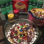 Chocolate Marshmallow Movie Munch & War Room! #MakeItAMovieNight #ad