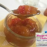 Ginger Mango Chutney Recipe Day 11 #12DaysOf