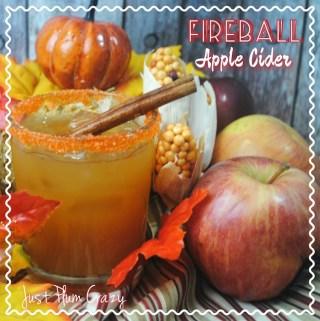 Fireball Apple Cider Recipe