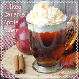 Spiked Caramel Apple Cider Recipe