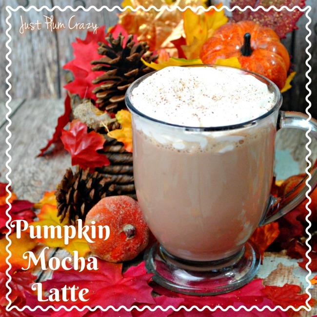 Pumpkin Mocha Latte Recipe