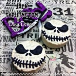 Easy Jack Skellington Ding Dong Recipe