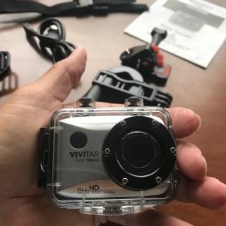 Vivitar Action Cam DVR786HD Review