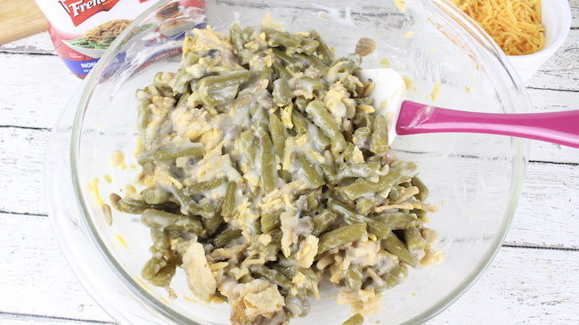 Who doesn't love a good green bean casserole? How about one with a twist? Well, in honor of National Bean Day we have an awesome Green Bean Casserole Biscuits recipe for you.