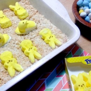 Peeps Rice Krispie Cereal Treats Recipe