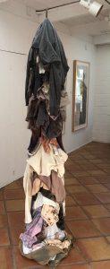 They Never Stood a Chance - installation by Jennifer Lugris