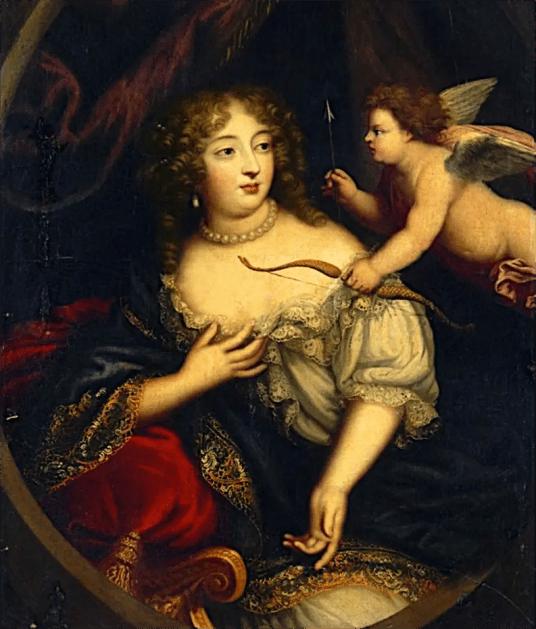 Mme de Montespan par Mignard