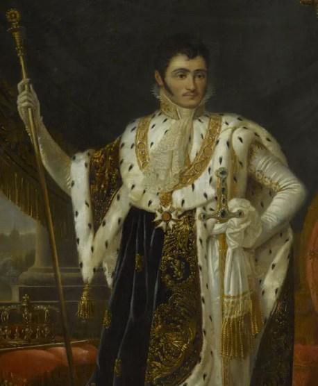 Jérôme Bonaparte, Roi de Westphalie, par François-Joseph Kinson