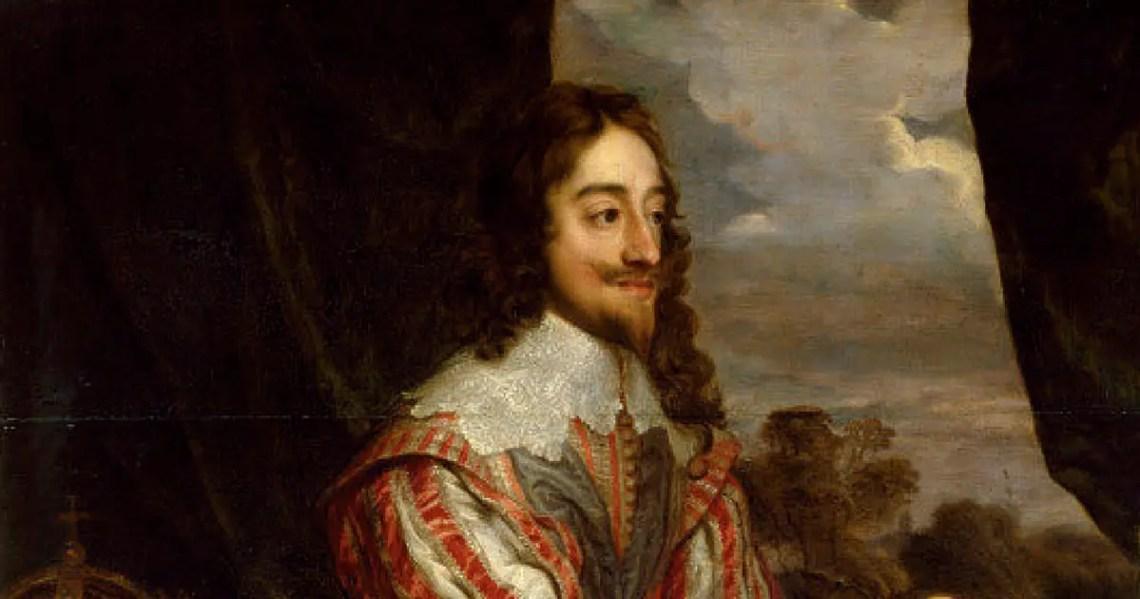 Charles I Stuart Michel Duchein