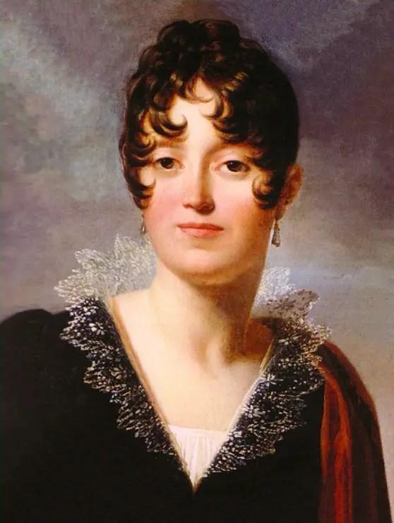 Désirée Clary par François Gérard en 1810