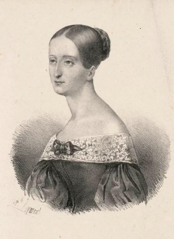 Estampes de Marie d'Orléans - Musée du château de Versailles