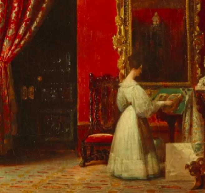 Marie d'Orléans, la fille artiste et romantique de Louis-Philippe