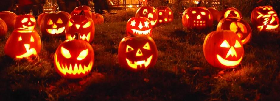 Les citrouilles d'Halloween sont surnommées les Jack O'Lantern