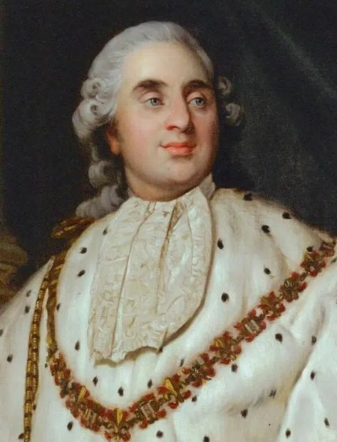 Louis XVI par Duplessis - Musée du château de Versailles