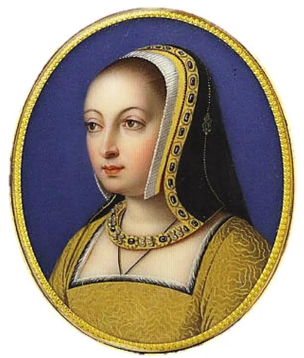 Miniature d'Anne tirée des « Grandes Heures d'Anne de Bretagne »