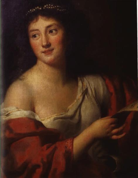 Thérésia Cabarrus peinte par Marie-Geneviève Bouliar