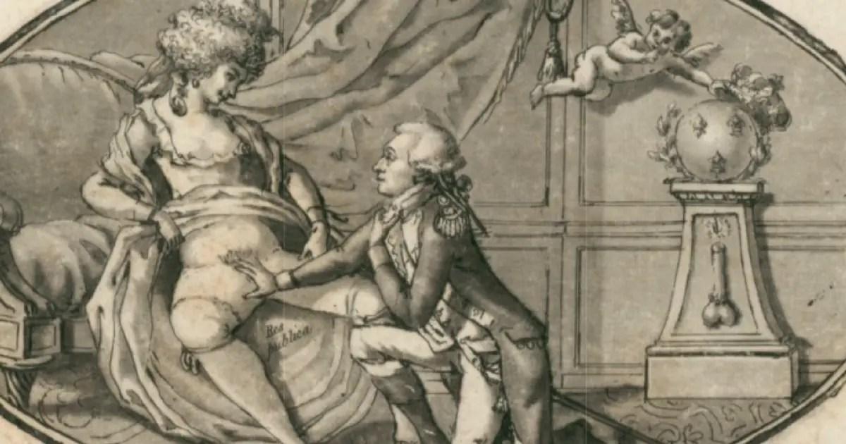 Marie-Antoinette victime de pamphlets érotico-obscènes