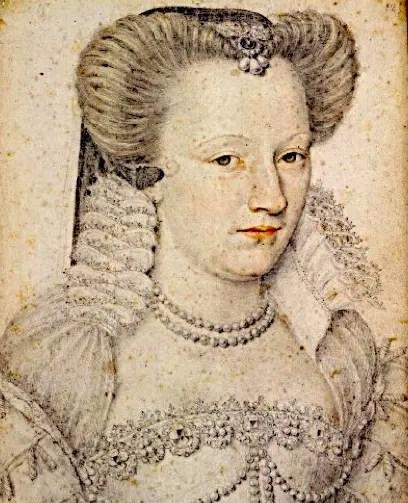 Louise de Lorraine à son avènement en 1775 – probablement réalisé par Jean Rabel