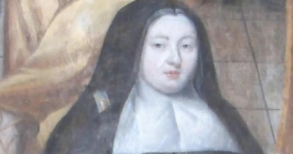 Marie-Madeleine, sœur de la Montespan et Perle des Abbesses