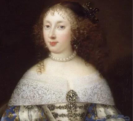 Henriette d'Angleterre – Jacqueline Duchêne