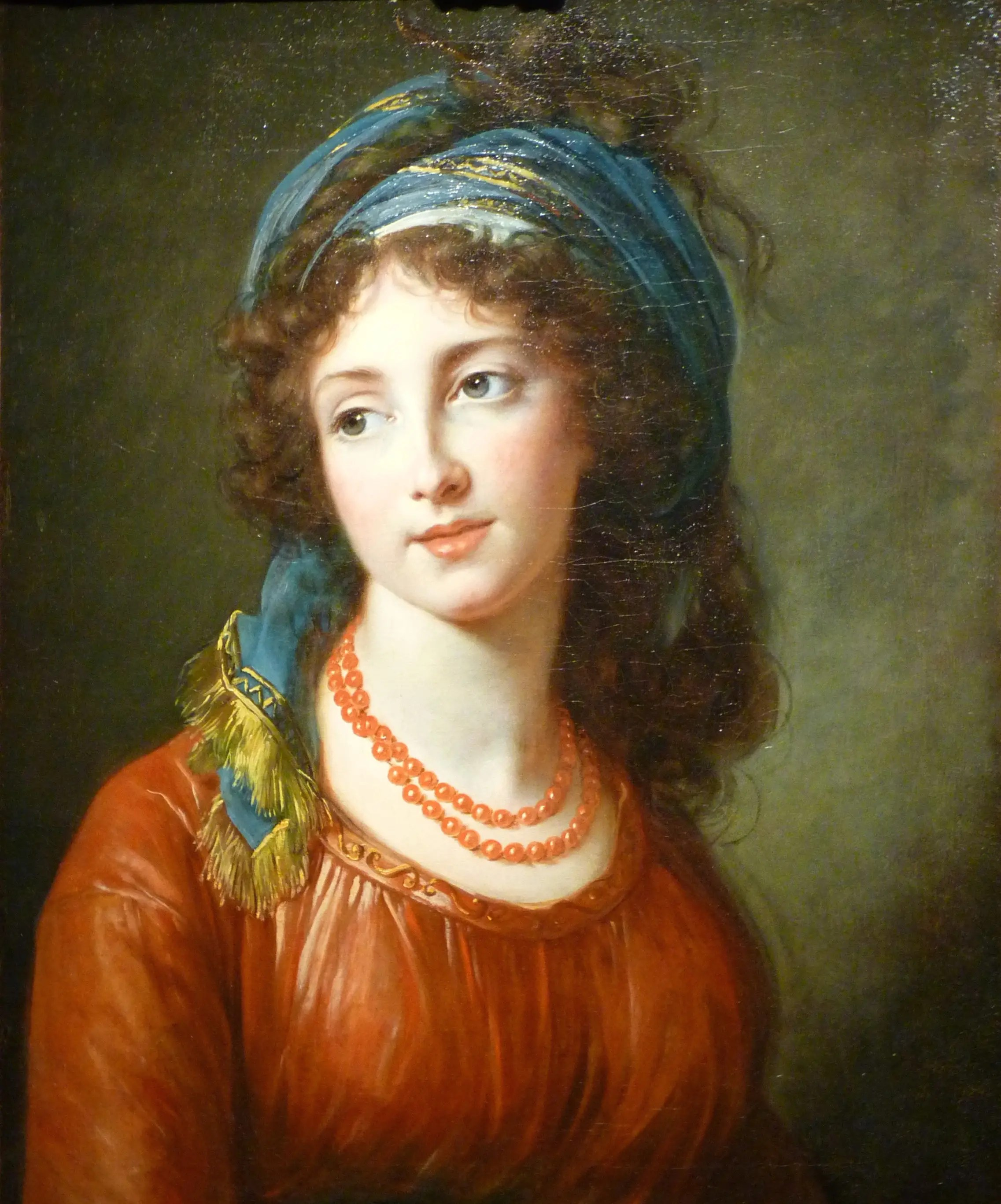 Louise de Polastron, Ange rédempteur du comte d'Artois | Plume d'histoire