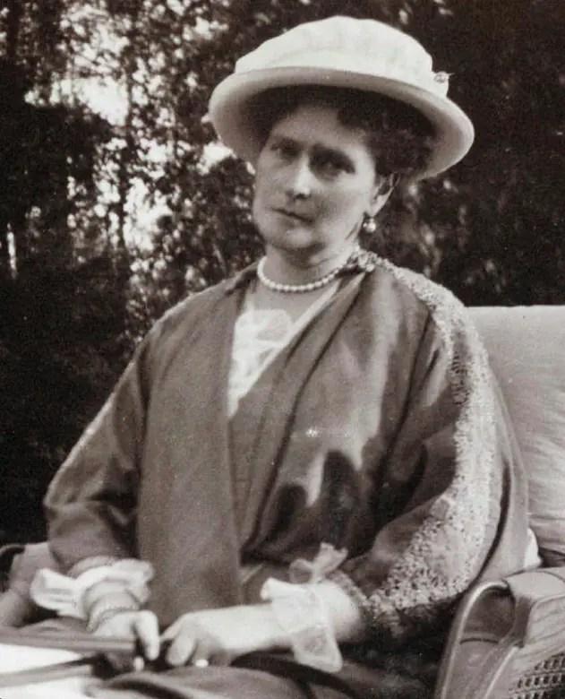 Alexandra Feodorovna vers 1915