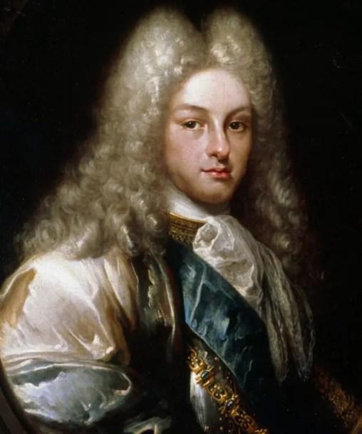 Philippe V par Melendez