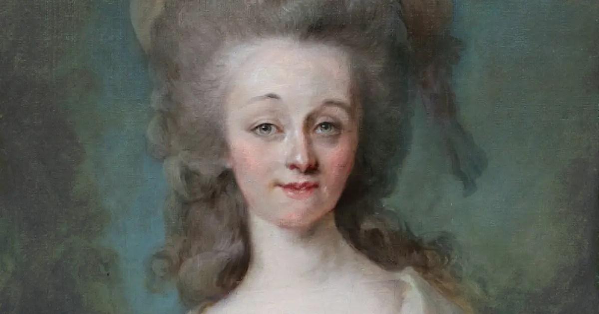 Louise de Polastron, Ange rédempteur du comte d'Artois