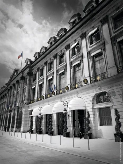 Qui sait encore aujourd'hui qu'avant d'être transformé en un palace de luxe, le Ritz était la demeure d'Antoine Crozat, qu'il fit bâtir grâce à sa fortune ?