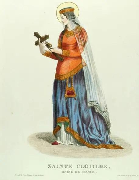 La Reine Clotilde