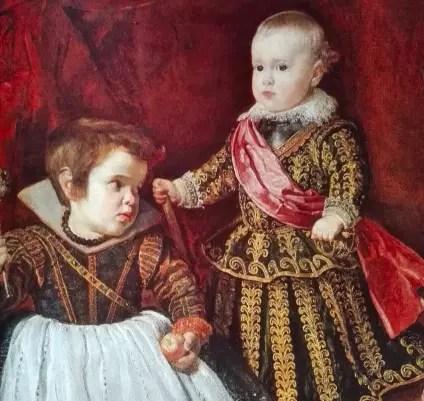 Nains de Cour, coqueluches des princes