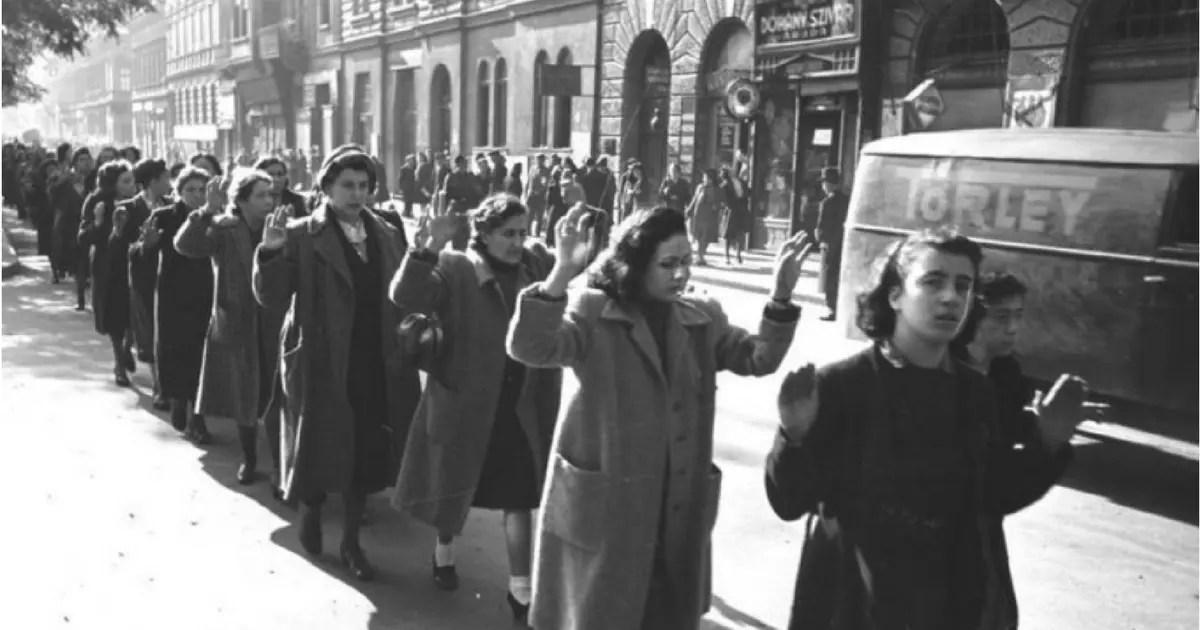 Raoul Wallenberg au secours des Juifs de Budapest