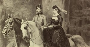 François-Joseph et Sissi, le devoir et la rébellion – Jean des Cars