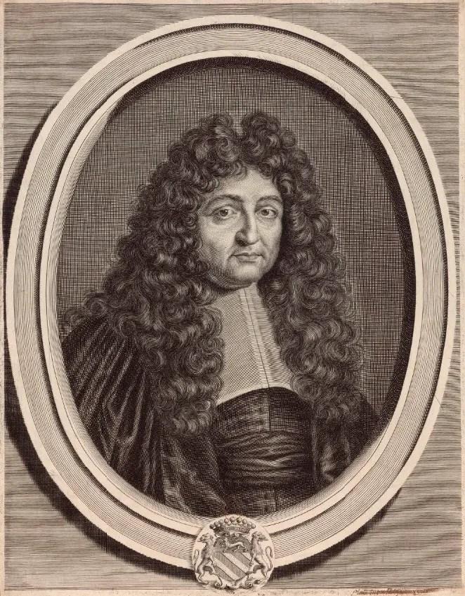 Portrait d'Antoine d'Aquin, premier médecin du Roi - Gallica BNF