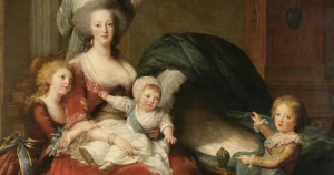 Accouchement public, bête noire de Marie-Antoinette