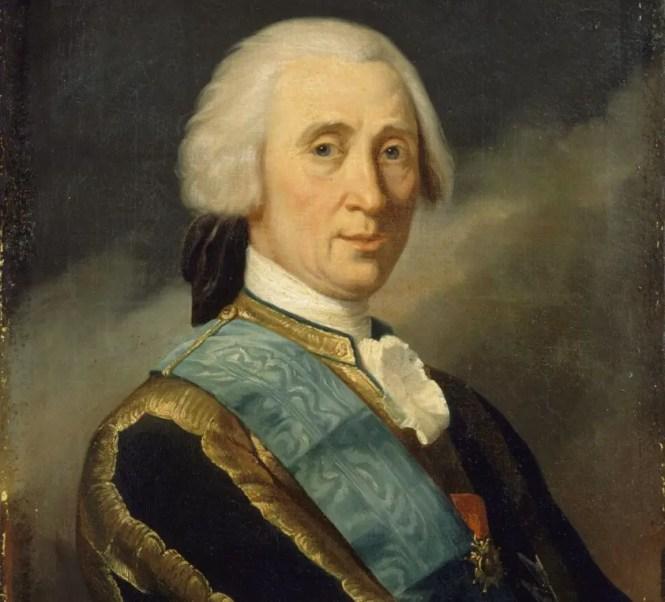 Le duc de Croÿ par Théophile Vauchelet - Commandé par Louis-Philippe en 1835